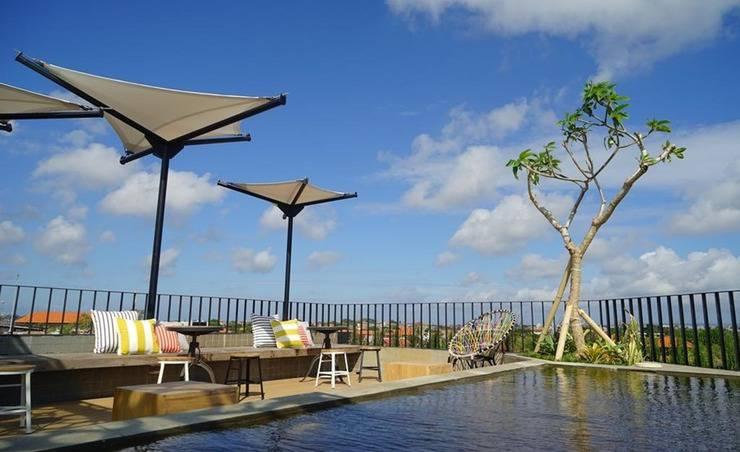 Review Hotel Borough Capsule Hostel Bali (Bali)