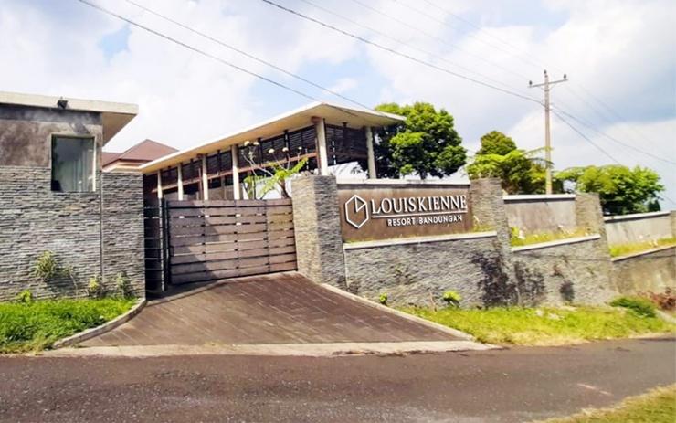 Louis Kienne Bandungan Semarang - Exterior