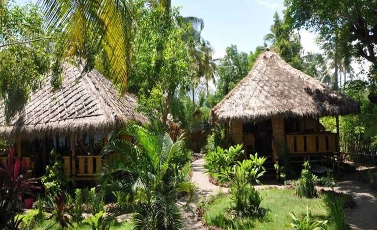 Rinjani Beach Eco Resort Lombok - Eksterior