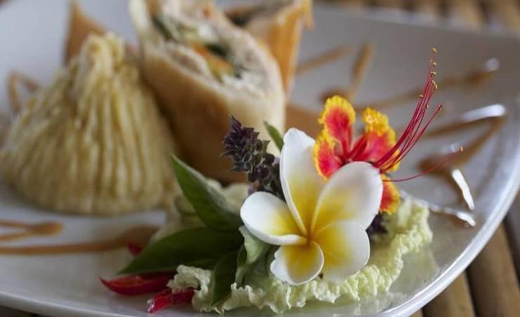 Rinjani Beach Eco Resort Lombok - Food and Beverage