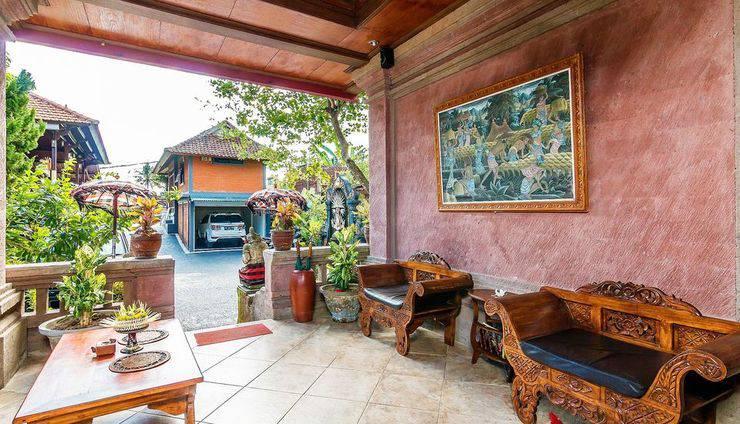 ZenRooms Bisma ubud 2 Bali - Lobi