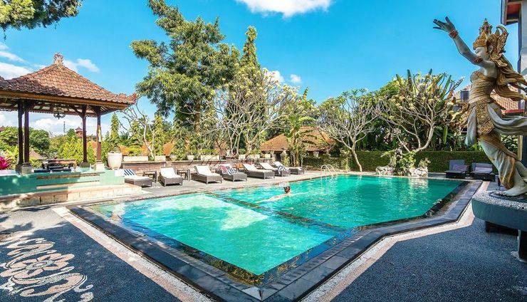 ZenRooms Bisma ubud 2 Bali - Kolam Renang