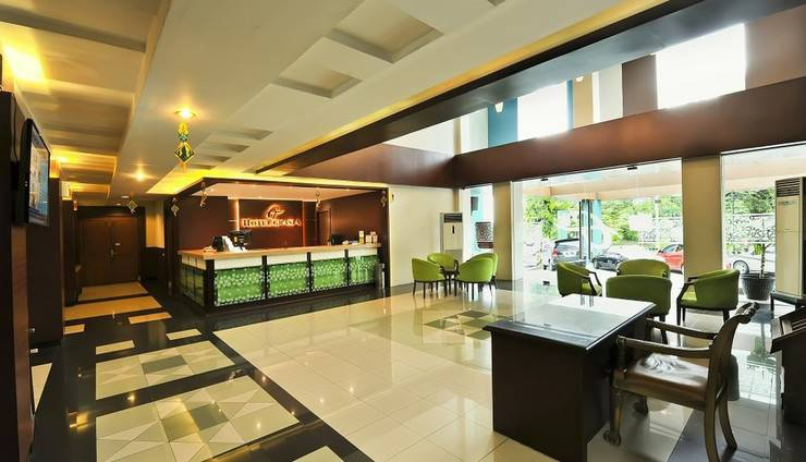 Hotel Grasia Semarang - Lobby
