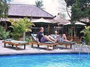 Casa Ganesha Hotel Bali - Pool