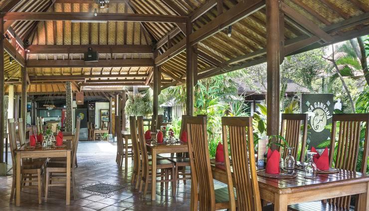 Casa Ganesha Hotel Bali - Restaurant