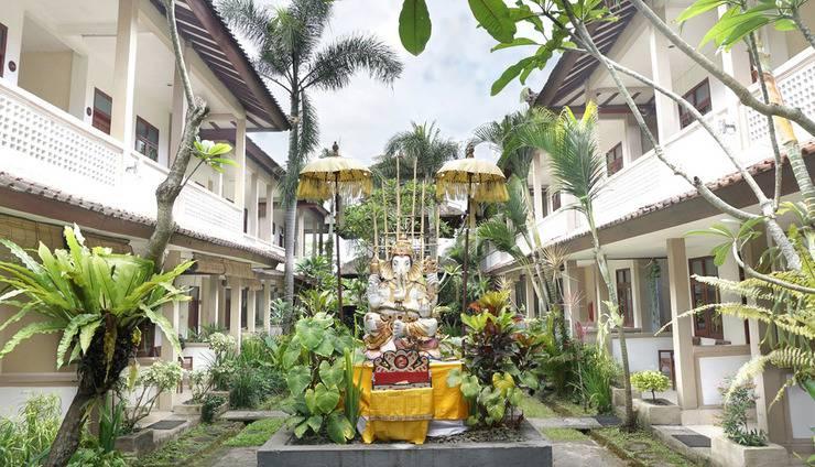 Casa Ganesha Hotel Bali - Garden View