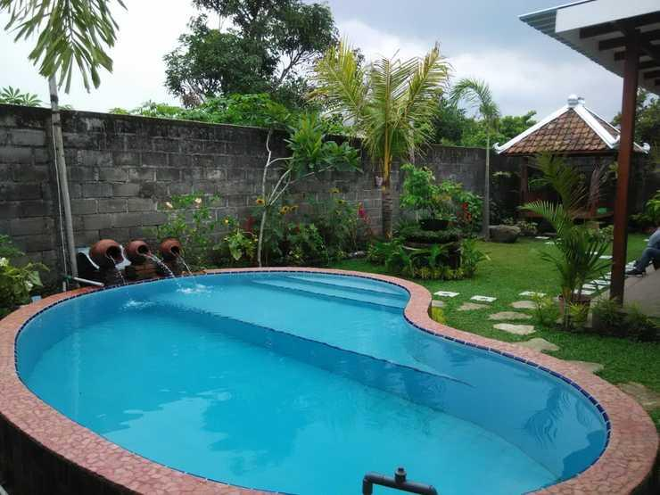 Omah Sambilegi Yogyakarta - Kolam Renang