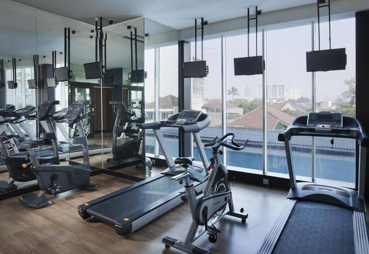 Best Western Premier The Hive   - Fitness Center