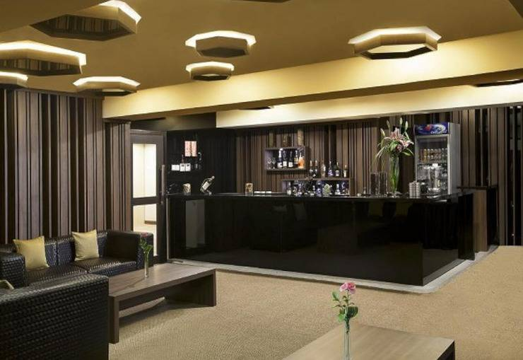 Best Western Premier The Hive   - Lounge