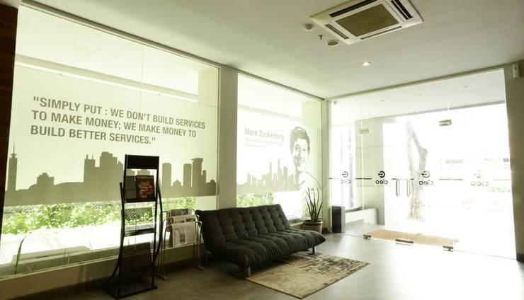 Hotel Cleo Surabaya - Lobi