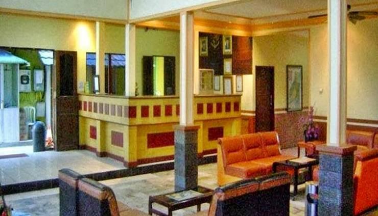 Hotel Metro Banjarmasin - Resepsionis