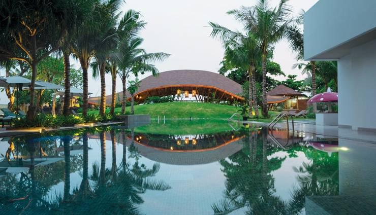 Tijili Benoa Bali - Main Pool