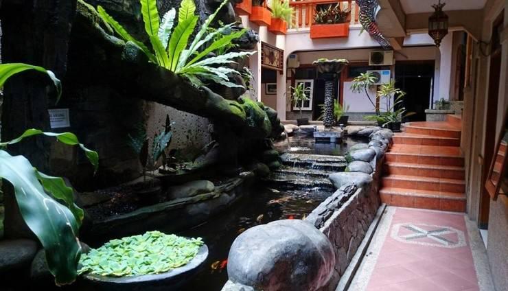 Arwiga Hotel Bandung - Taman