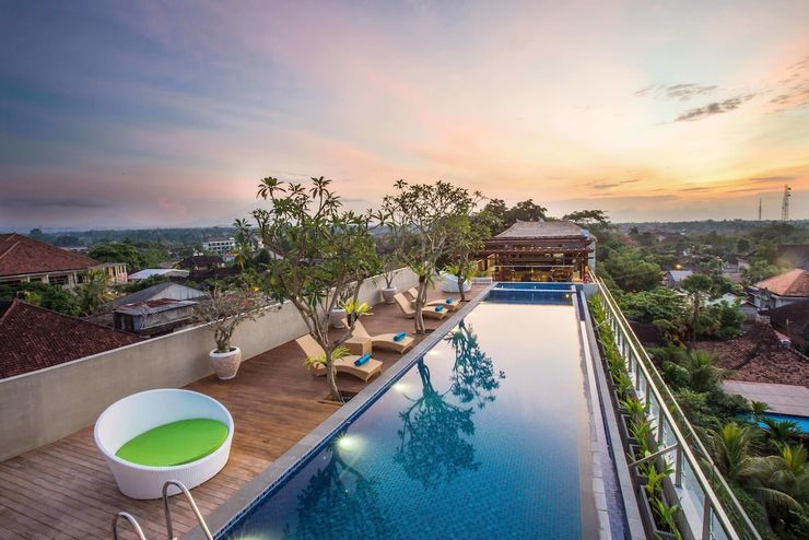 MaxOneHotels at Ubud Bali - Featured Image