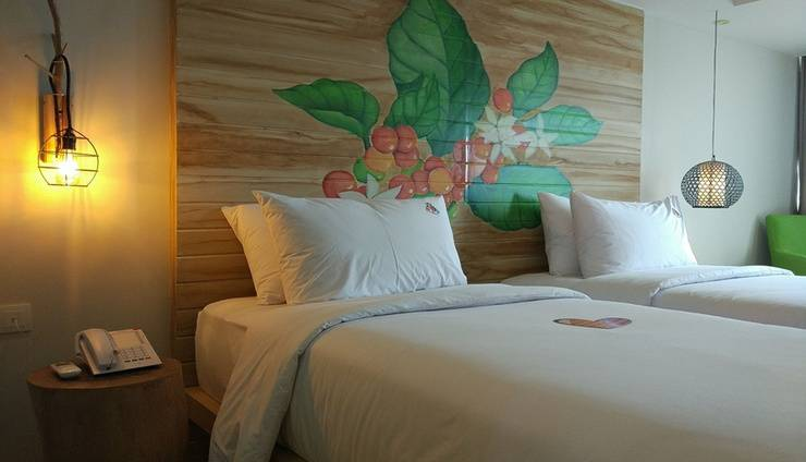 MaxOneHotels at Ubud Bali - Happiness Room