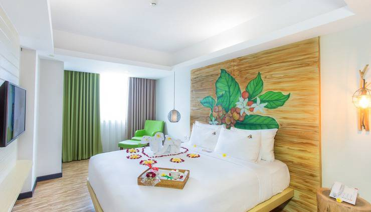 MaxOneHotels at Ubud Bali - h.moon room