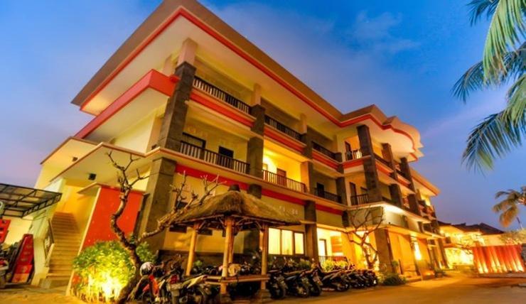 Grand Sinar Indah Hotel Legian - Exterior
