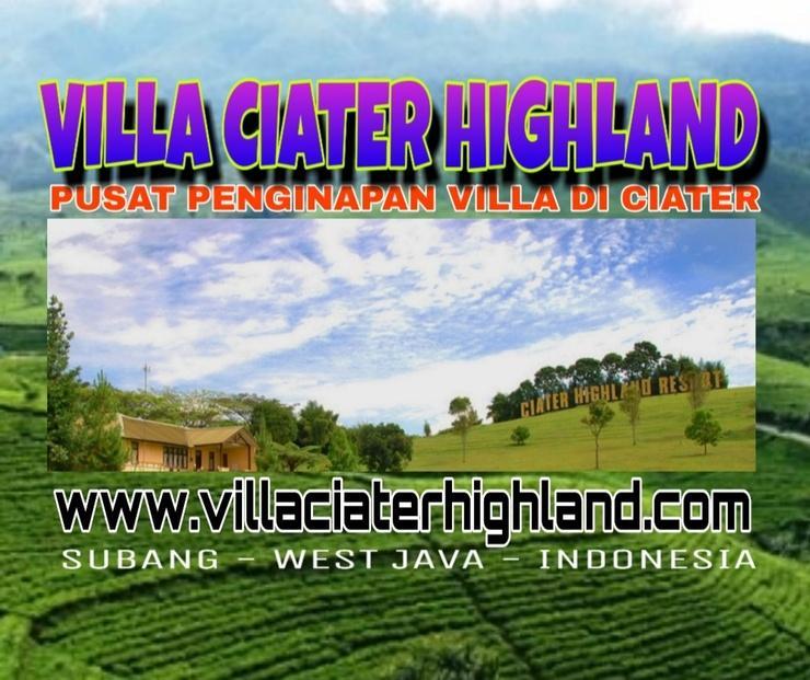 Villa Ciater Highland Subang - Villa profil