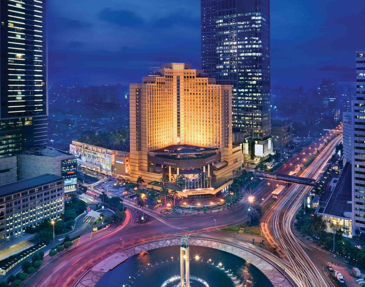 Grand Hyatt Jakarta Jakarta - Grand Hyatt Jakarta