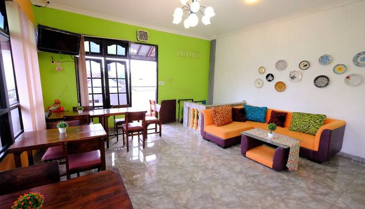 Hotel Paramitha Yogyakarta - RESTAURANT