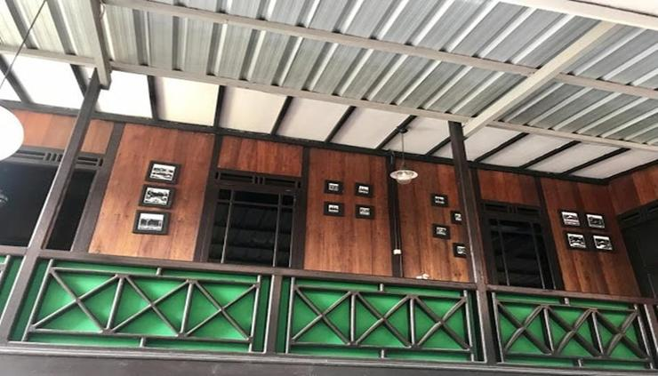 Rumah Kayu by Symphony Yogyakarta - exterior
