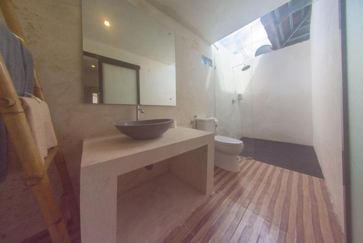 Agung Wiwin Bungalows Bali - Bathroom
