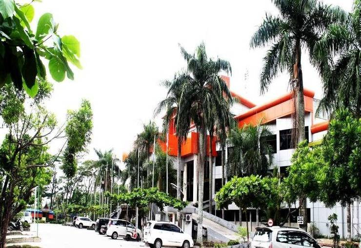 Hotel Ratu Mayang Garden Pekanbaru - bangunan