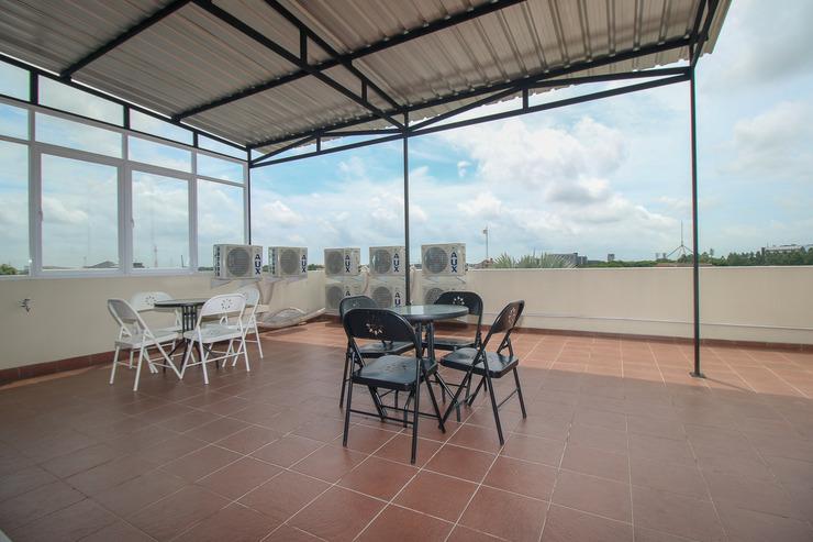 RedDoorz Plus near Soekarno Hatta Airport Taman Mahkota Tangerang - 09_airy bandara soetta taman mahkota 21 tangerang_rooftop