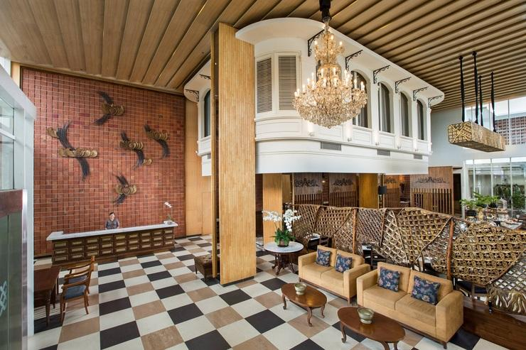 THE 1O1 Yogyakarta Tugu Jogja - Lobby