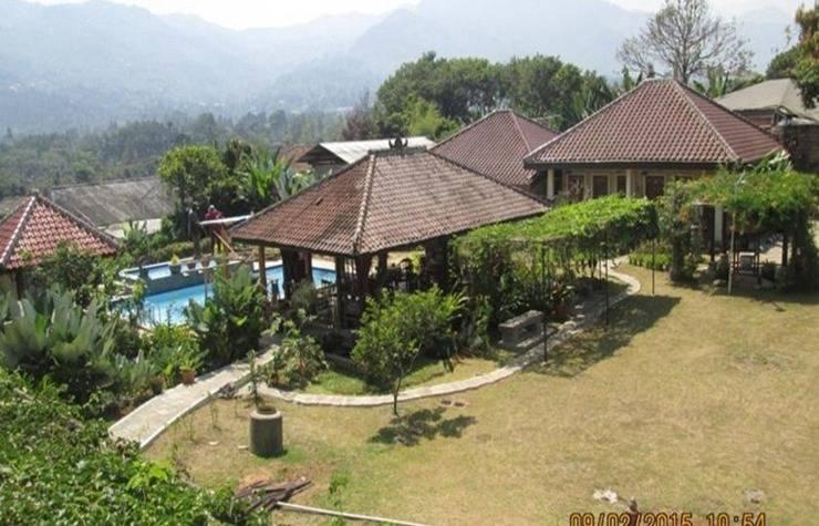 Alamat Taman Teratai Hotel - Bogor