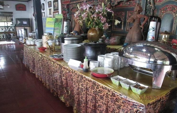 Taman Teratai Hotel Bogor - Prasmanan