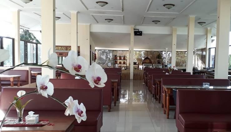 Taman Teratai Hotel Bogor - lobby hotel