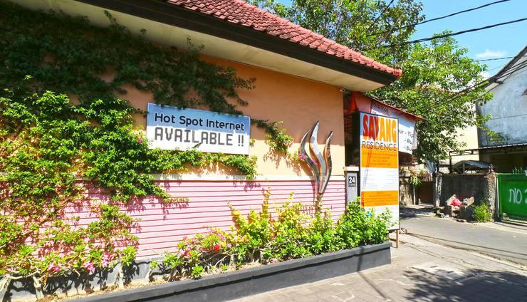 Sayang Residence 1 Bali - Garden