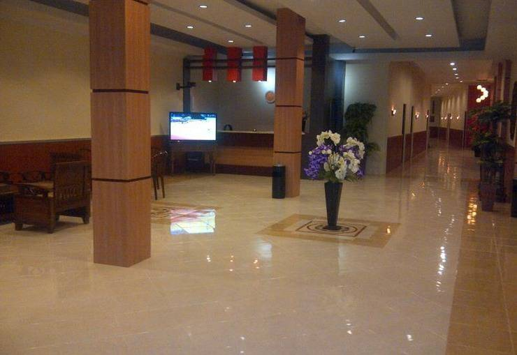 Sinar Pelaihari Hotel Banjarmasin - lobi