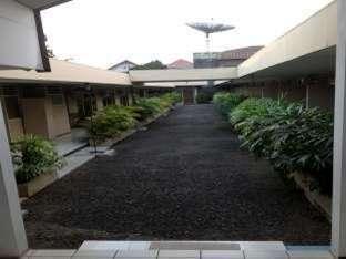 Hotel Borobudur Purwokerto - Tampak Luar
