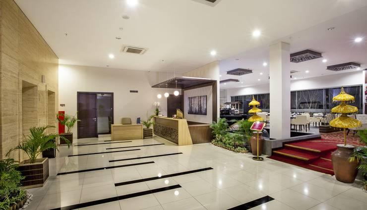 Padjajaran Suite Hotel Tangerang - Lobby
