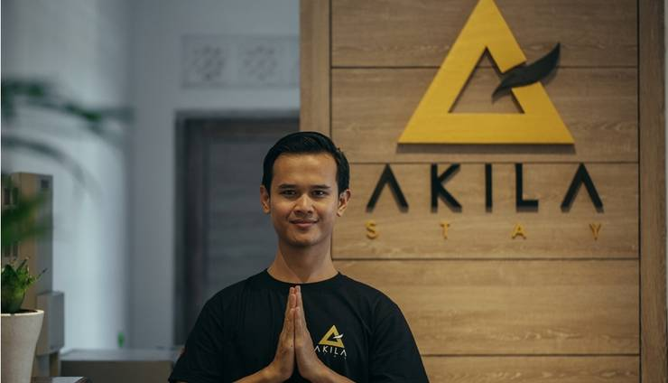 Akila Stay Bali - Staff Fo kami siap 24 jam