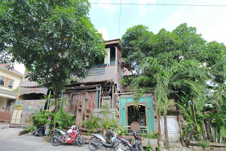 Airy Jimbaran Nuansa Timur Tujuh Belas 2 Bali Bali - Interior