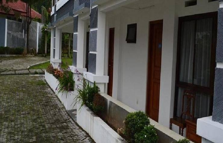 Hotel Lurus Bogor - pemandangan sisi
