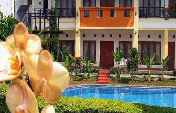 Hotel Lurus Bogor - pemandangan