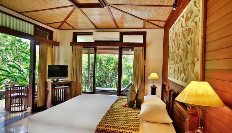 Bali Spirit Hotel & Spa Bali - EMERALD / SUPERIOR KAMAR