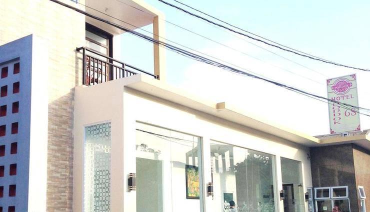 Alamat Harga Kamar Hotel Pondok 68 Padang Syariah - Padang