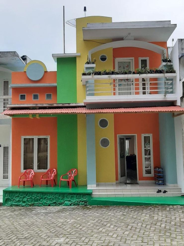 Villa Berastagi Highand 8-o Karo - exterior