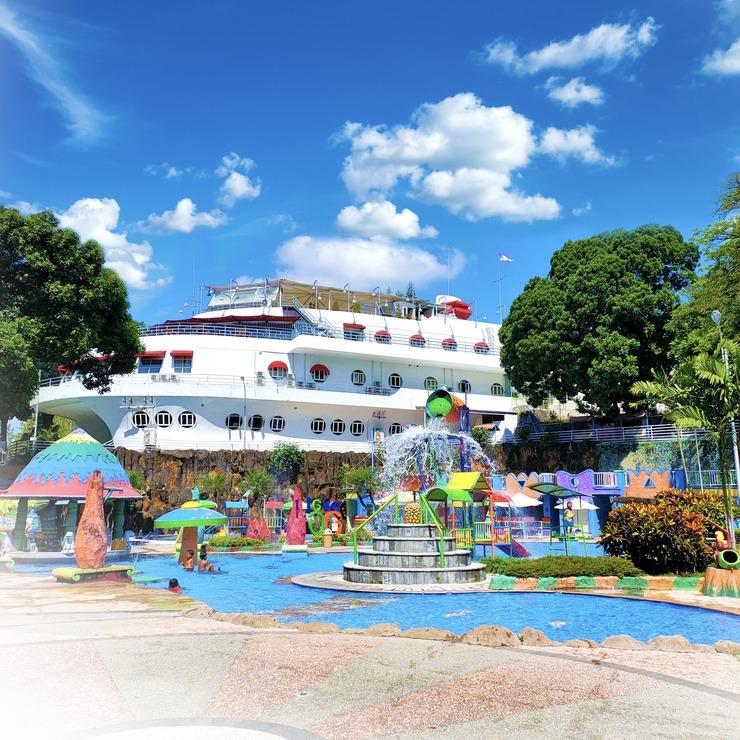 Kapal Garden Hotel by UMM Malang - Gedung