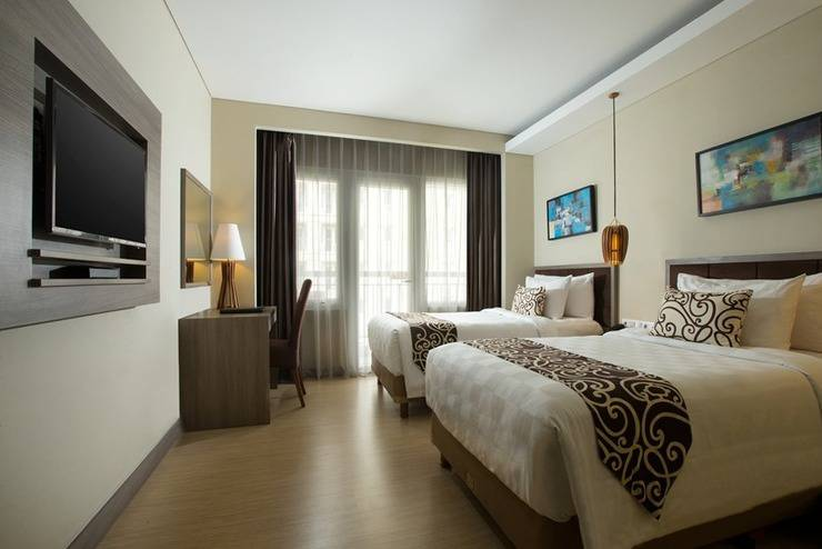 Best Western Plus Kemayoran Hotel Jakarta - Deluxe Room