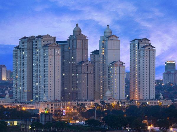 Best Western Plus Kemayoran Hotel Jakarta - bangunan hotel