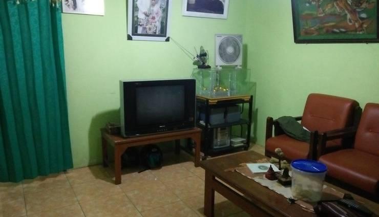 Homestay Satya Syariah Semarang - Living room