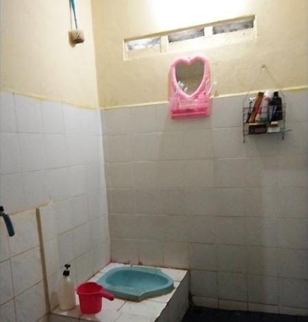 Homestay Satya Syariah Semarang - Bathroom