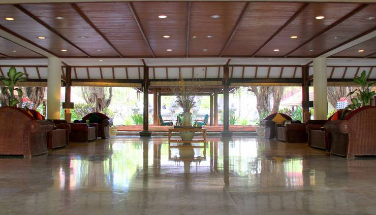 Plagoo Holiday Hotel Nusa Dua - Lobi