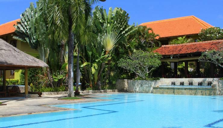 Plagoo Holiday Hotel Nusa Dua - Kolam Renang